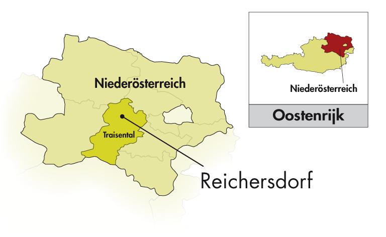 Huber Traisental Rosenweg Grüner Veltliner