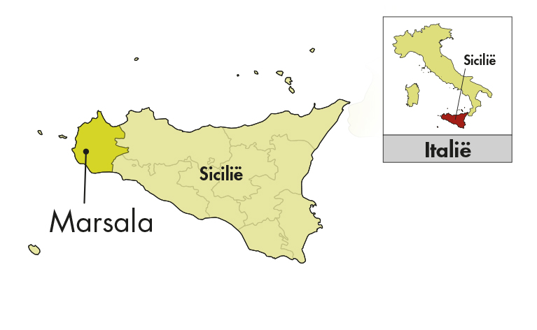 Caruso e Minini Terre Siciliane Terre di Giumara Inzolia