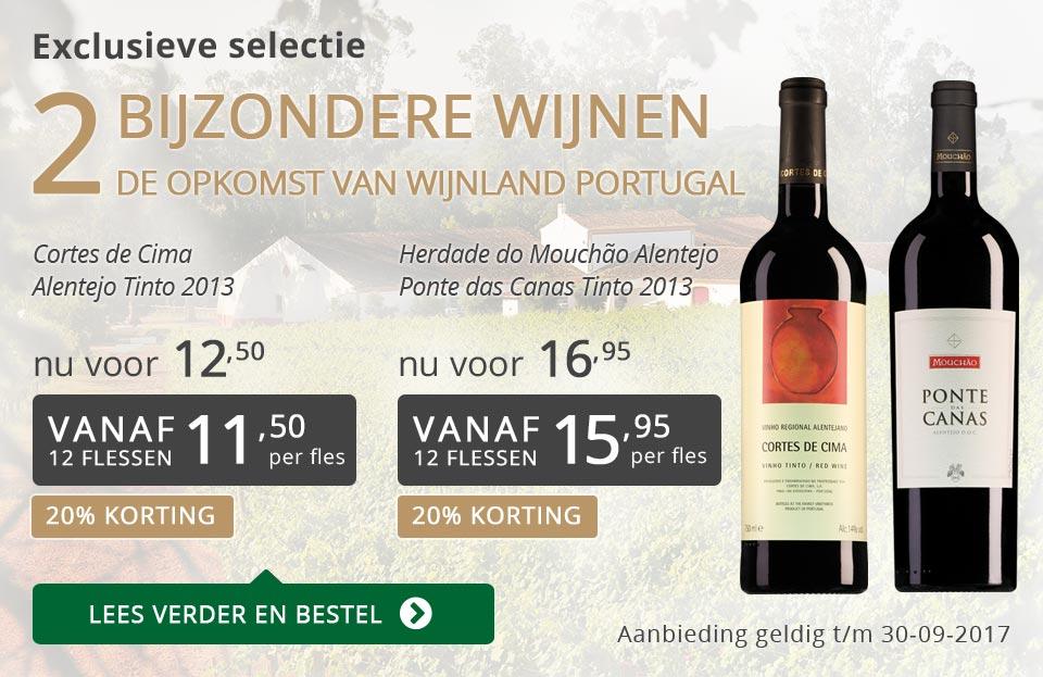 Exclusieve wijnen september 2017 - grijs/goud