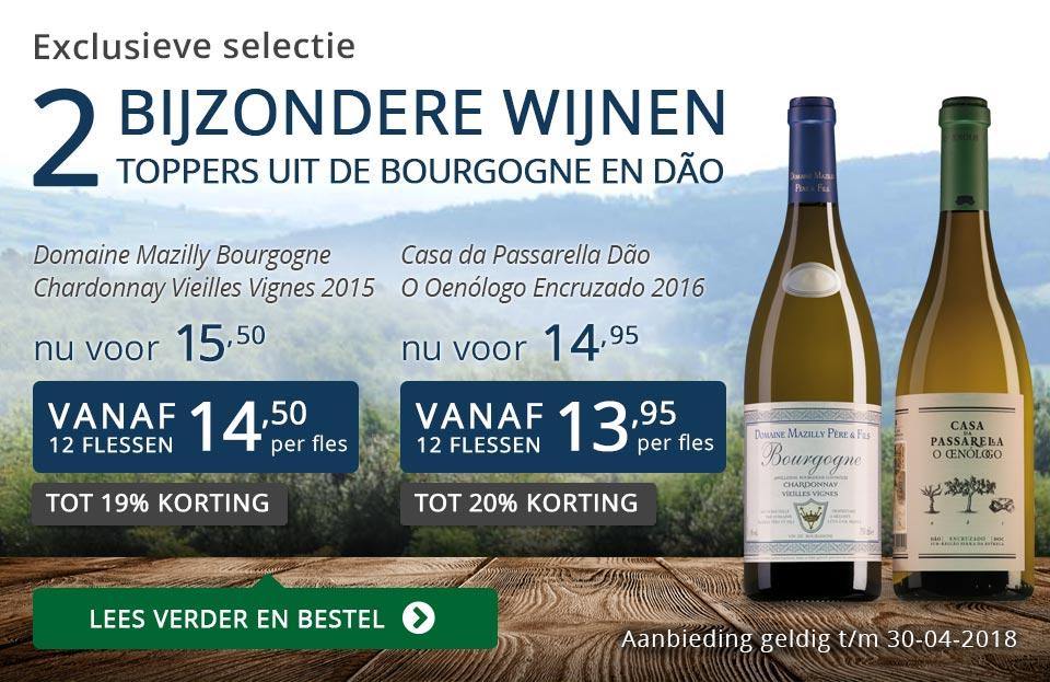 Exclusieve wijnen april 2018- blauw