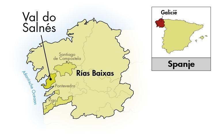Bodegas Forjas del Salnés Rías Baixas Leirana Albariño